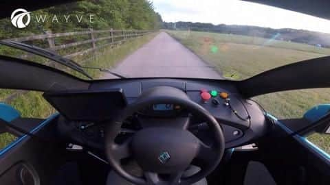 AI algorithm can teach cars to self-drive in 20 minutes