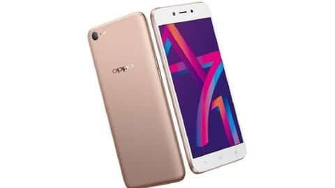 OPPO launches 2018 edition of A71 smartphone