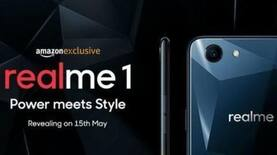 OPPO's Realme 1 smartphone launched for Rs. 8,990