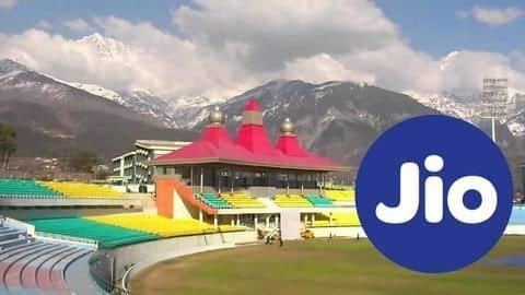 Reliance Jio provides high-speed internet at IPL venues