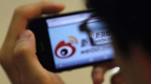 China's Weibo backtracks decision to ban gay content