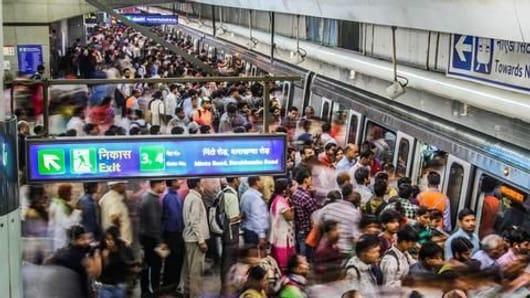 The new baggage rules at Delhi Metro