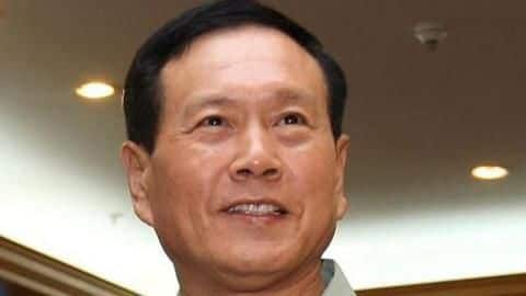 China cabinet reshuffle: Former missile commander appointed as Defense Minister