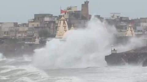 Cyclone Vayu changes course, won't hit Gujarat: Check updates here