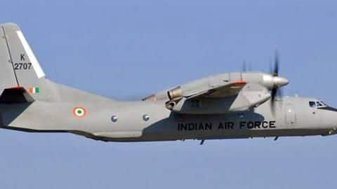 IAF finds parts of missing AN-32 aircraft in Arunachal Pradesh