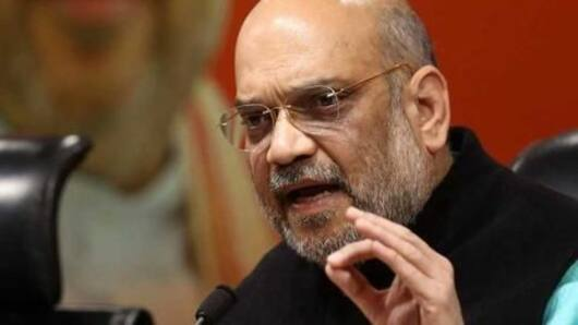 Congress MP's derogatory remarks on Amit Shah's illness