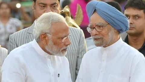 Manmohan Singh advises Modi against wiping out Nehru's legacy
