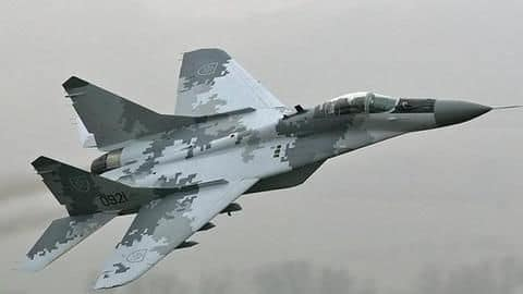 IAF fighter aircraft crashes in Punjab due to technical snag