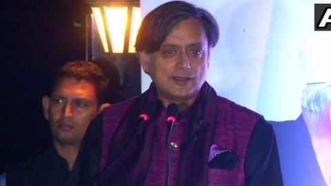Humanity exists because of Nehru: BJP's sarcastic reply to Tharoor