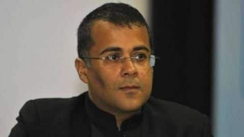 Chetan Bhagat shares Ira Trivedi's email after her sexual-harassment charges