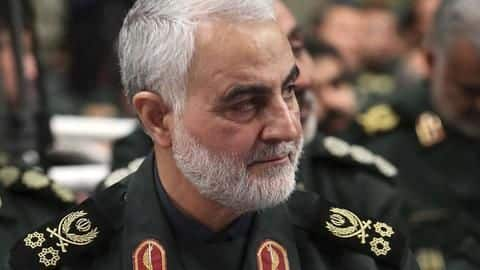 Iran's top commander Qasem Soleimani killed in United States strike