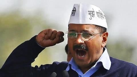 Kejriwal took Rs. 6cr bribe for ticket: AAP candidate's son