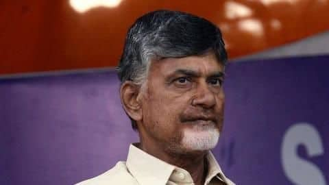Andhra Pradesh: Chandrababu Naidu, son, put under house arrest
