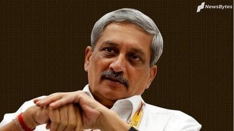He used my father's ill health, Parrikar's son slams Gandhi