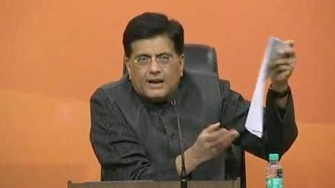 Piyush Goyal explains need of university for Indian-Railways