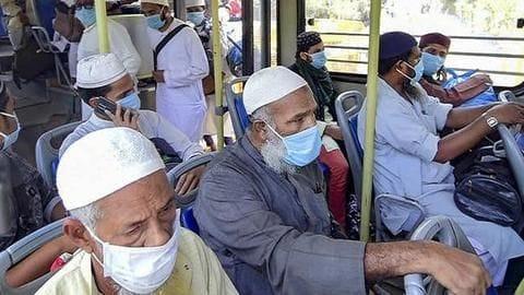Ghaziabad: Tablighi Jamaat members kept in hospital roam naked