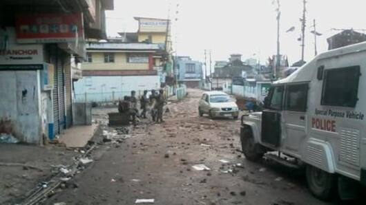 Shillong: Curfew imposed, Internet services disrupted after tension