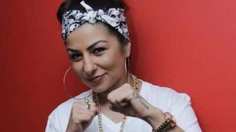 Rapper Hard Kaur booked with sedition for comments on Adityanath