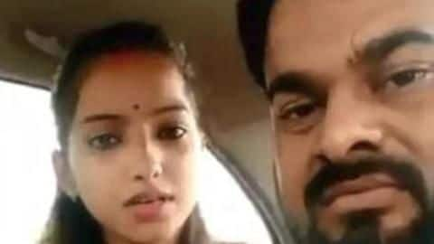 Papa sent goons: BJP leader's daughter threatened for marrying Dalit