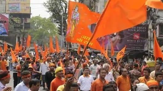 Mega VHP, Shiv Sena rally in Ayodhya today