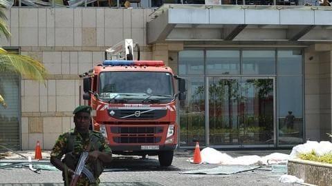 #SriLankaAttacks: Suicide bomber queued for breakfast, then set off blast