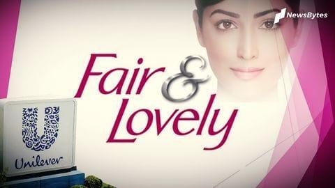 "Skin cream ""Fair & Lovely"" to drop ""Fair"" from name"