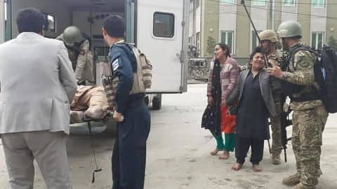 Terrorists barge into gurudwara in Kabul, kill at least 11