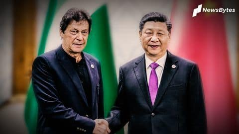 Amid Ladakh tensions, China supplying armed drones to Pakistan