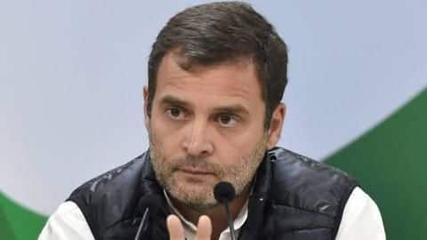 """How Youth Congress is planning to convince Rahul to """"stay"""""""