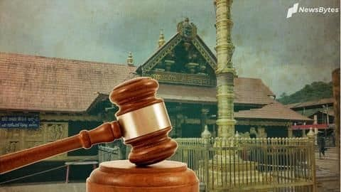 Supreme Court refers Sabarimala issue to larger bench