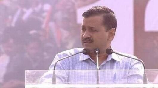 Arvind Kejriwal slammed for Hitler comment at opposition-rally