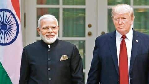 Modi, Trump to meet today; will discuss Kashmir and trade