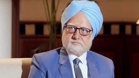 'The Accidental Prime Minister': Why did BJP tweet its trailer