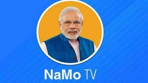 BJP-backed NaMo TV goes off-air after Lok Sabha elections