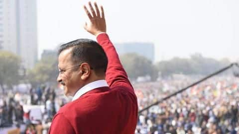 Everyone's CM, forgive opponents: What Kejriwal said after taking oath