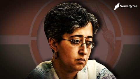 AAP leader Atishi tests positive for coronavirus