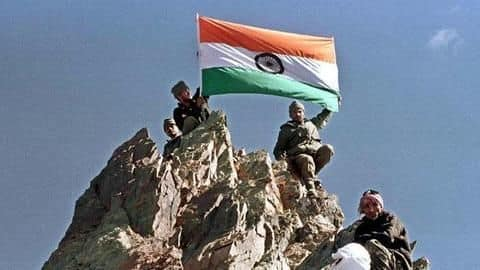 20 years of Kargil war: IAF recreates Tiger Hill operation