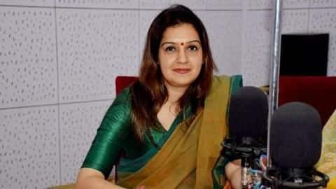 Priyanka Chaturvedi quits Congress, says can't compromise with self-respect