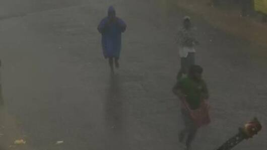 Odisha, Andhra Pradesh hit by Cyclone Titli