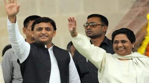 Here's what to expect from Mayawati and Akhilesh Yadav's press-conference