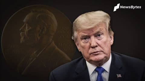 Donald Trump nominated for 2021 Nobel Peace Prize: Here's why