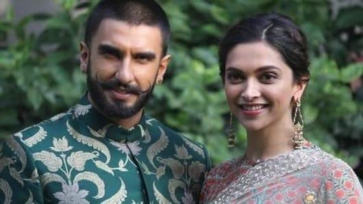 Ranveer Singh and Deepika Padukone get married