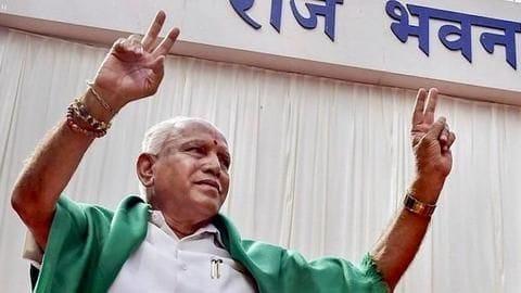 Karnataka: Days after taking oath, BS Yediyurappa wins trust vote