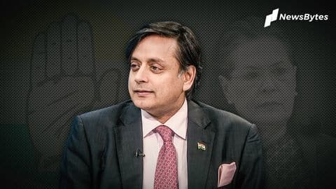 Dinner hosted by Tharoor birthed letter which sparked Congress' crisis