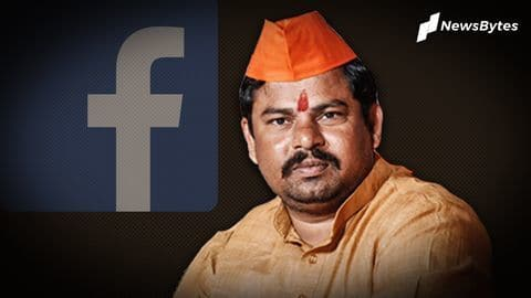 Facebook bans BJP MLA after hate speech row intensifies