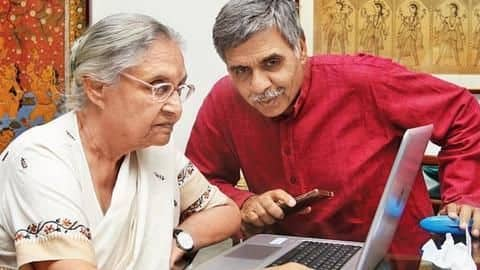 Delhi Elections: Sheila Dixit's son isn't surprised with Congress' performance