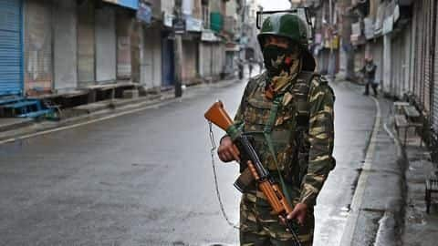 After breather, security upped in J&K before Eid: Reports