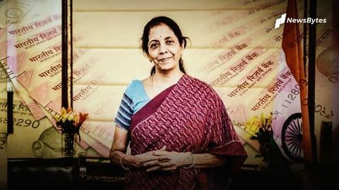 Day 3: Nirmala Sitharaman announces stimulus for agriculture, allied activities