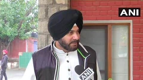 Sidhu condemns Pulwama attack, but asks why blame Pakistan