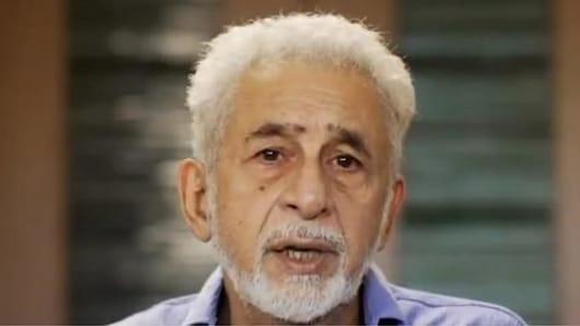 Naseeruddin Shah's outburst in new Amnesty video